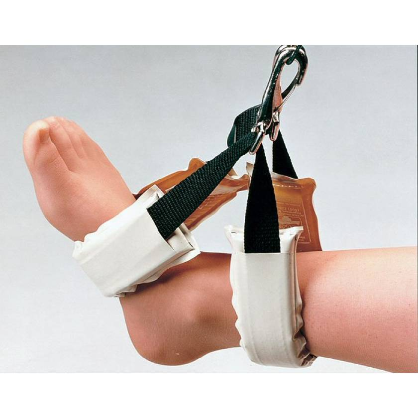 Ankle Strap Stirrup Pad - Large (2-Piece Set)