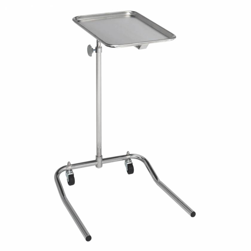 Model 43460 Mayo Instrument Stand U-Shaped Base
