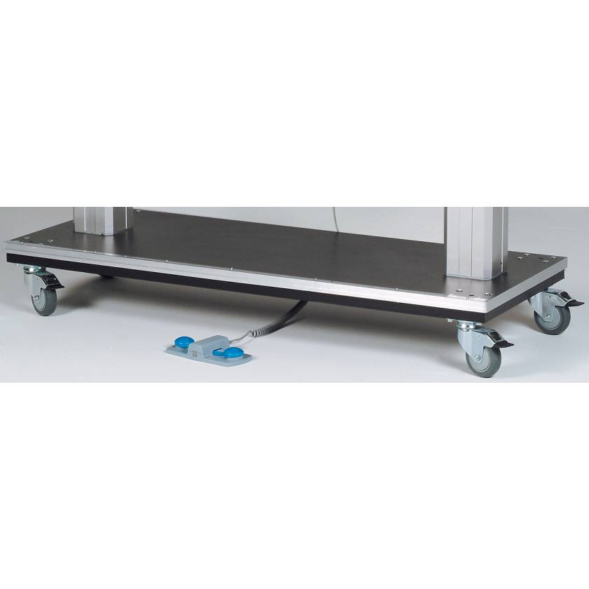 4 Inch Locking Casters for Echo Scan Table 4790