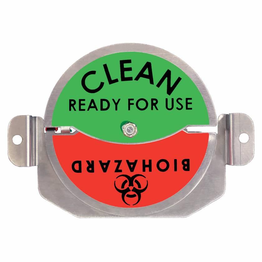 Blickman 5200045KIT Clean/Dirty Indicator Kit - Dial Model