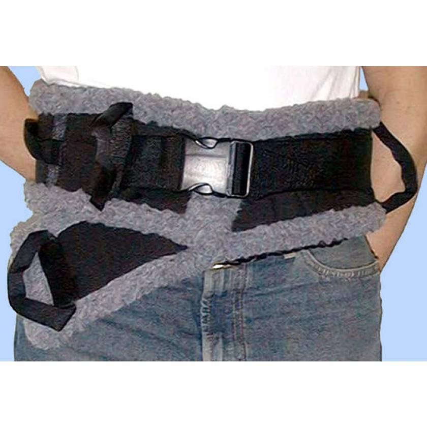 SafetySure Transfer Belt - Sherpa Lined