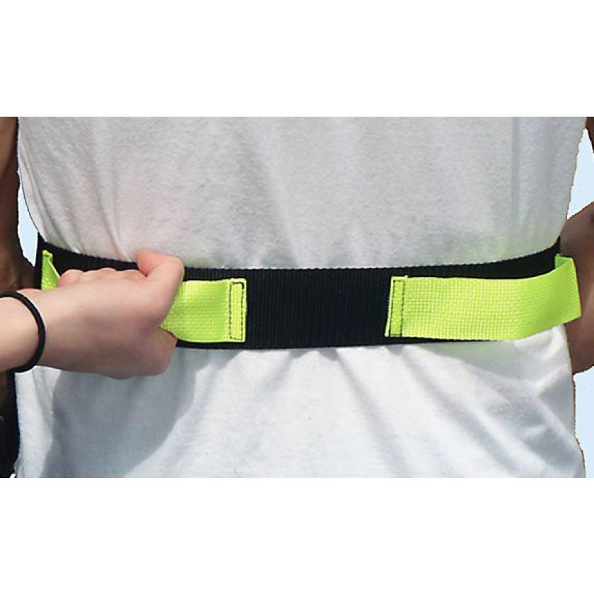 SafetySure Economy Gait Belt with Hand Grips