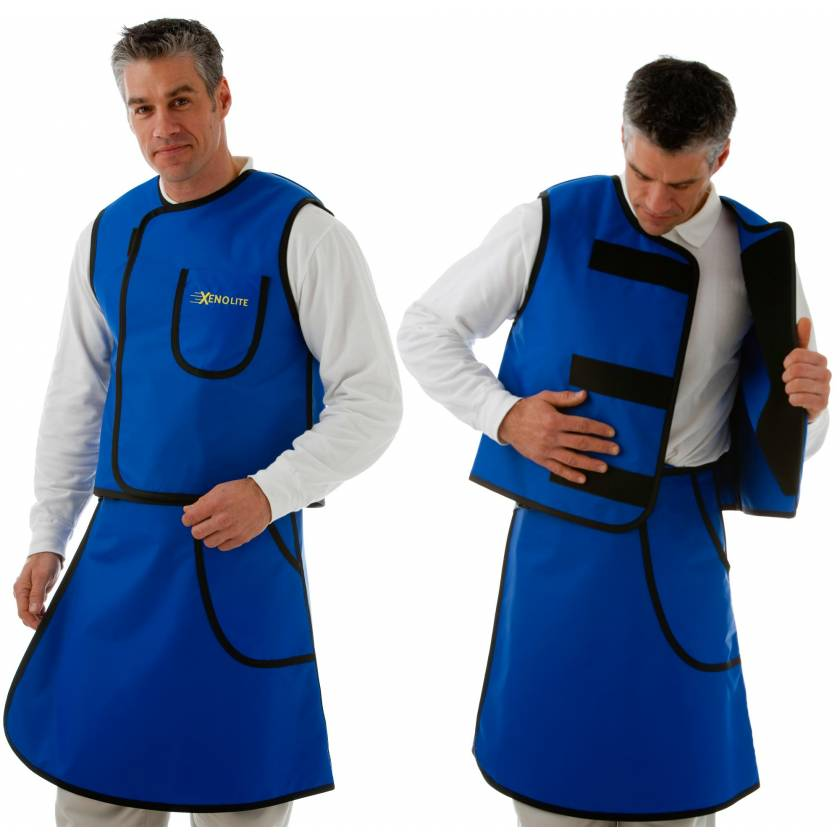 Xenolite Standard Vest & Skirt Apron