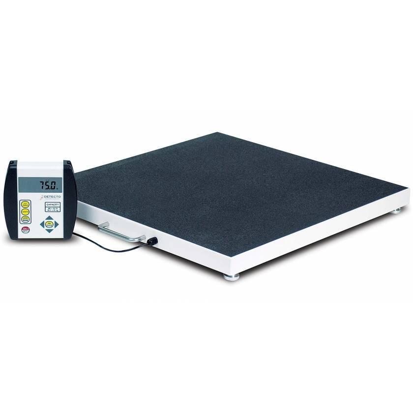 Portable Bariatric Digital Floor Scale