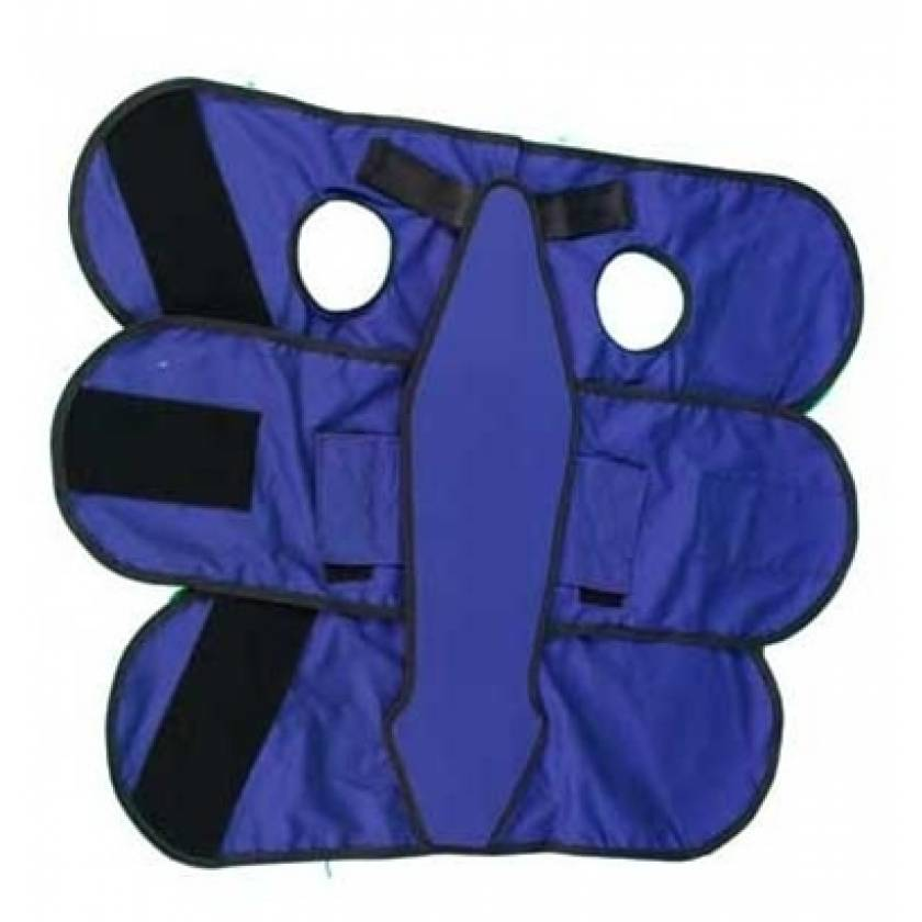Papoose Replacement Flap Set - Large (6-12 Years)