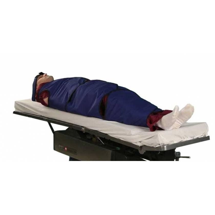 Radiolucent Papoose Board MRI Safe - Extra Large (Teenager - Adult)