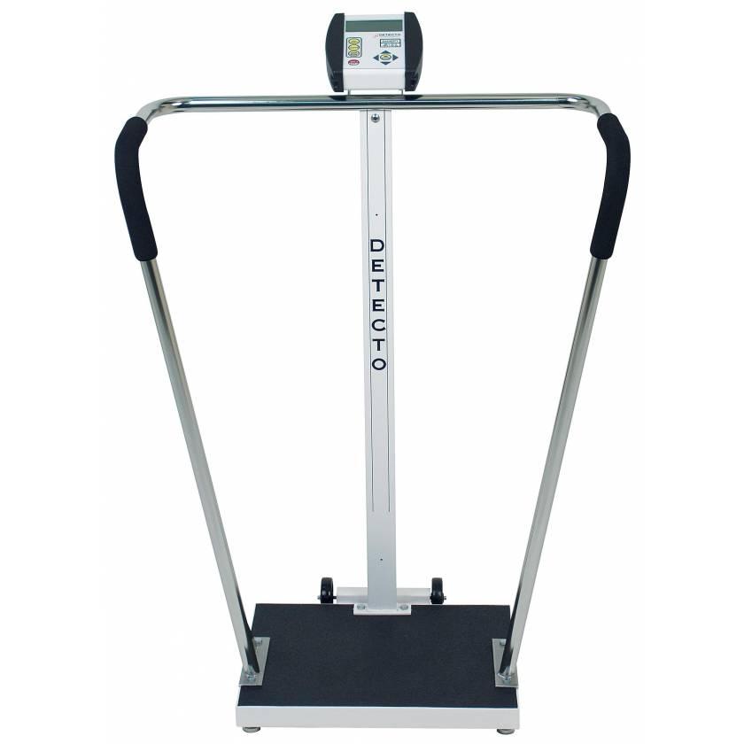 Digital Waist-High Stand-On Scale