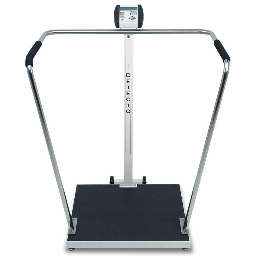 Bariatric Digital Waist-High Stand-On Scale