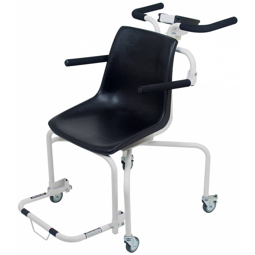Rolling Digital Chair Scale