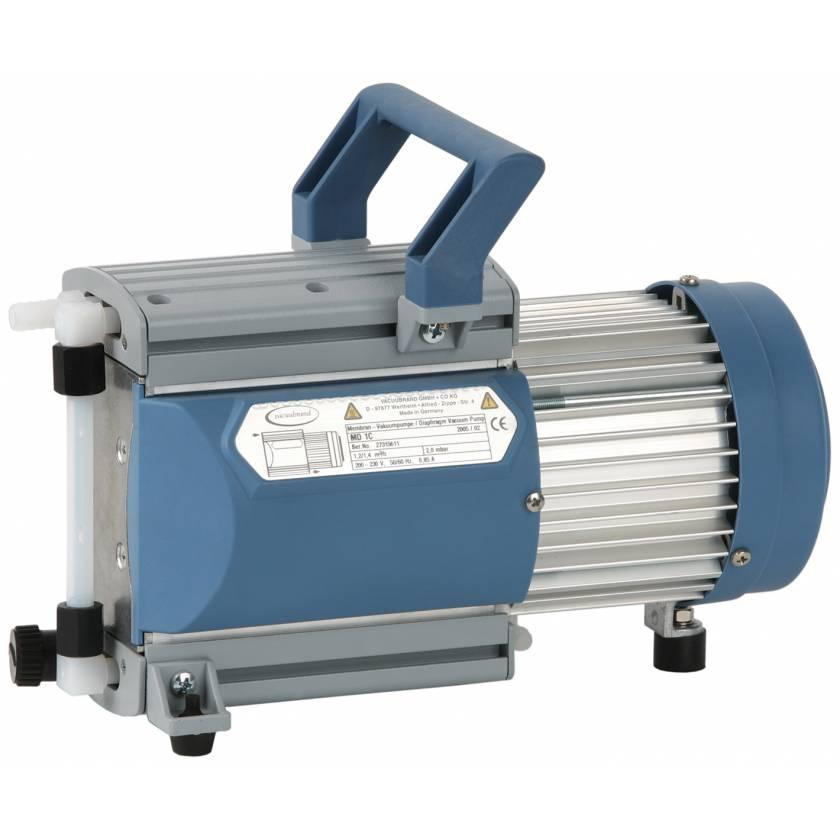 BrandTech VACUUBRAND MD1C Oil-Free Diaphragm Vacuum Pump 120V 50-60Hz
