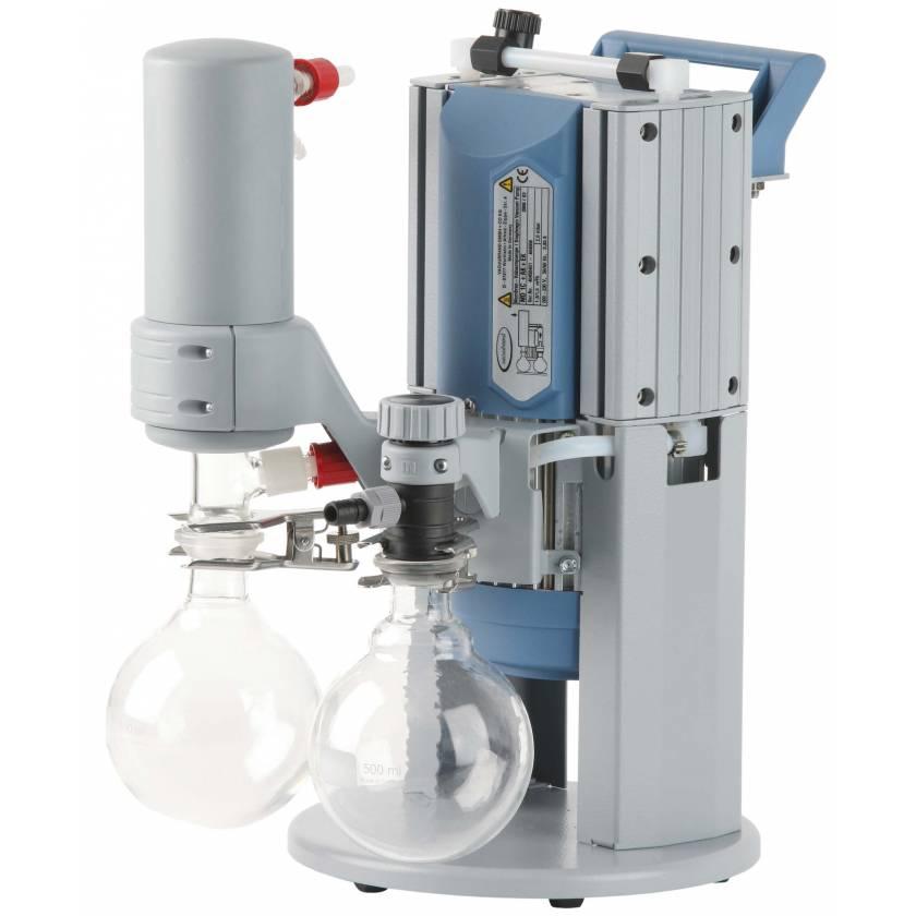 BrandTech VACUUBRAND MD1C+AK+EK Oil-Free Diaphragm Vacuum Pump 120V 50-60Hz