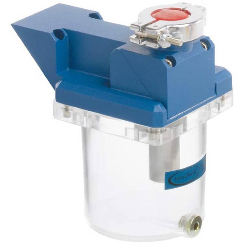 BrandTech Inlet Catchpot/Separator for RZ9 Rotary Vane Vacuum Pump