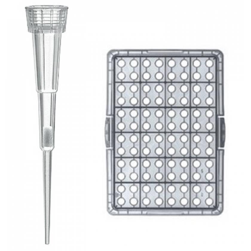 BRAND Bio-Cert Sterile Nano-Cap Filter Pipette Tip 0.1-1uL