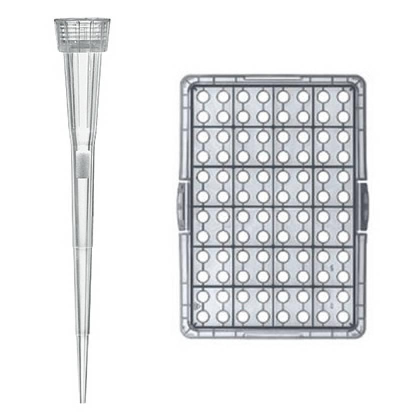 BRAND Bio-Cert Sterile Filter Pipette Tip 0.5-10uL