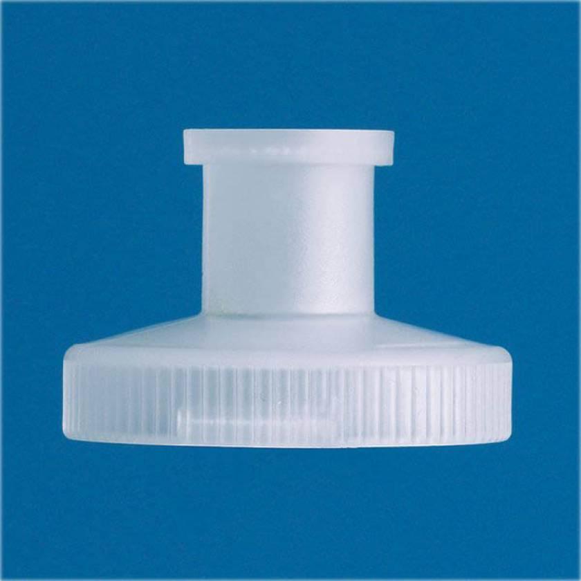 BrandTech 702399 Adapter for Bio-Cert PD-Tip II Syringe Tips 25mL & 50mL - Sterile