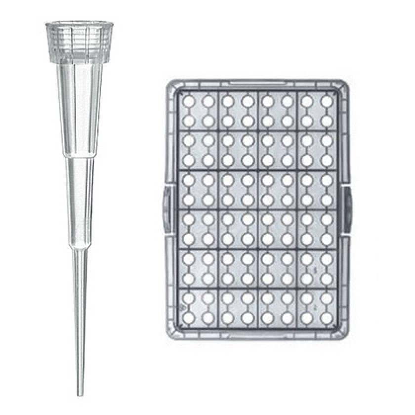 BRAND Non-Sterile Nano-Cap Pipette Tip 0.1-20uL