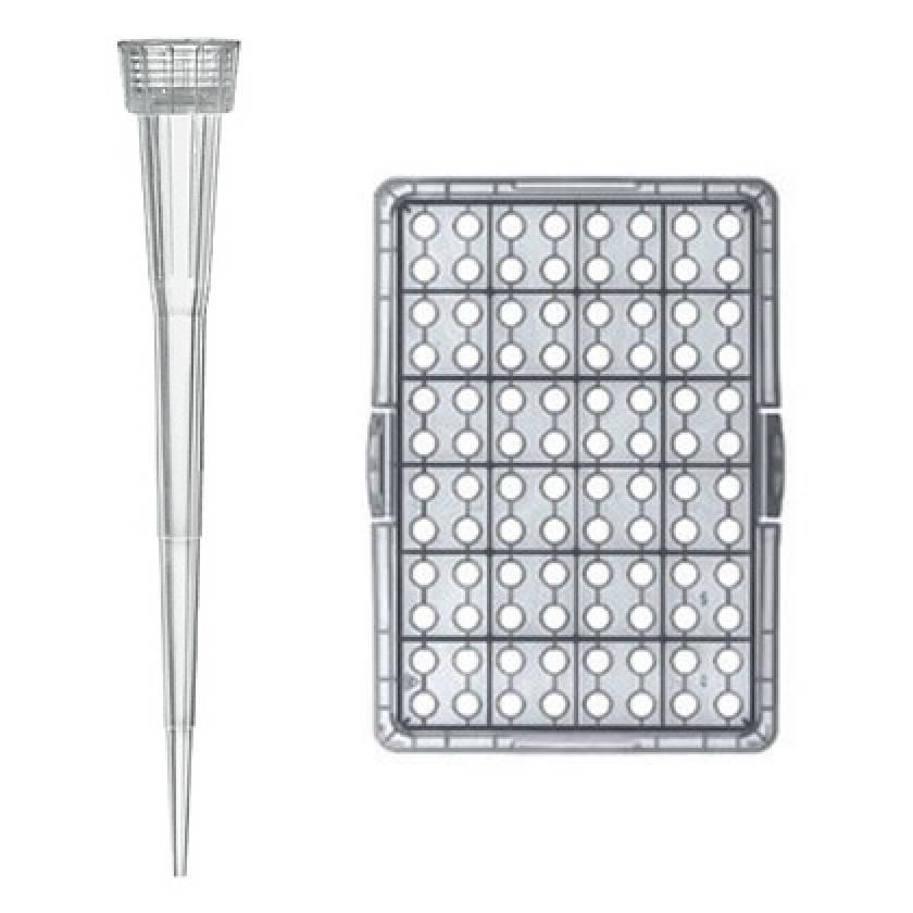 BRAND Non-Sterile Ultra-Micro Pipette Tip 0.5-20uL
