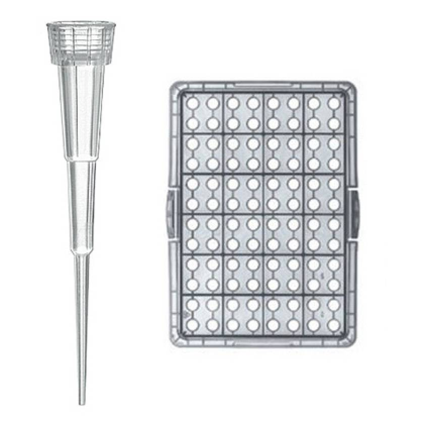 BRAND Ultra Low Retention Nano-Cap Pipette Tip 0.1-20uL