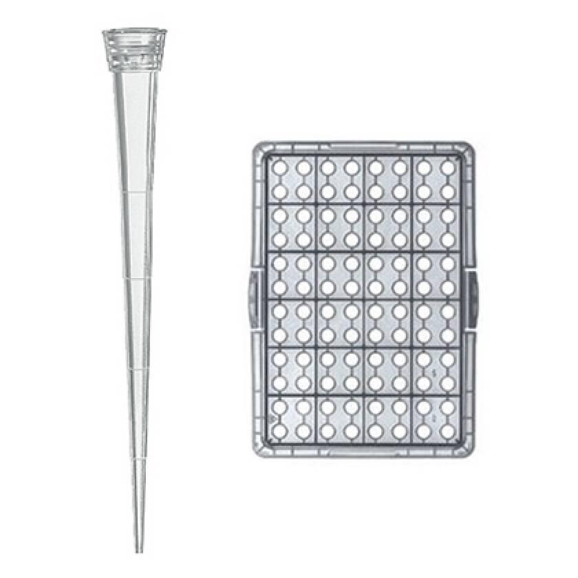 BRAND Non-Sterile Pipette Tip 1-50uL