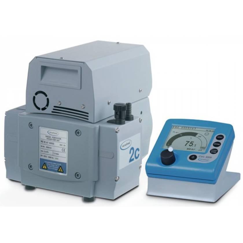 BrandTech VACUUBRAND MZ2C NT VARIO Self-Adjusting Vacuum System 120V 50-60Hz
