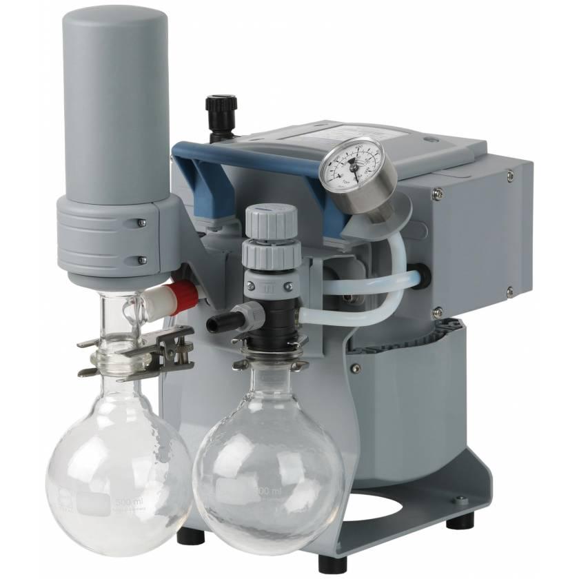 BrandTech VACUUBRAND PC101 NT Dry Chemistry Vacuum Pump System 120V 50-60Hz