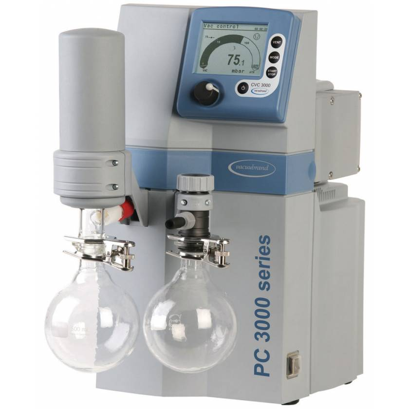 BrandTech VACUUBRAND PC3002 VARIO Self-Adjusting Vacuum System 120V 50-60Hz