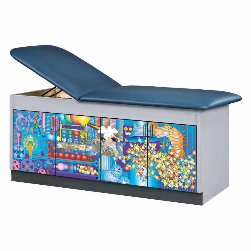 Clinton 7370-71 Sweet Dreams Candy Factory Treatment Table