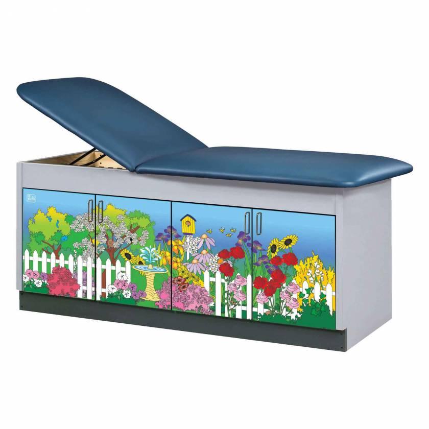 Clinton 7370-73 Secret Garden Treatment Table