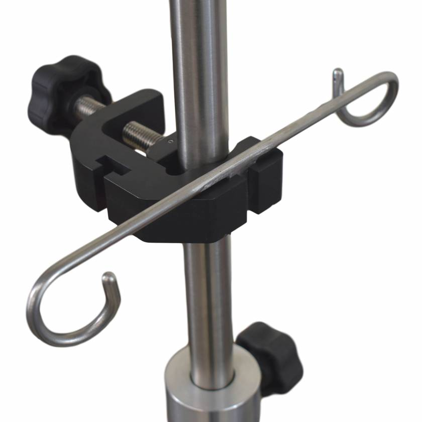 Omni Clamp with IV Hanger