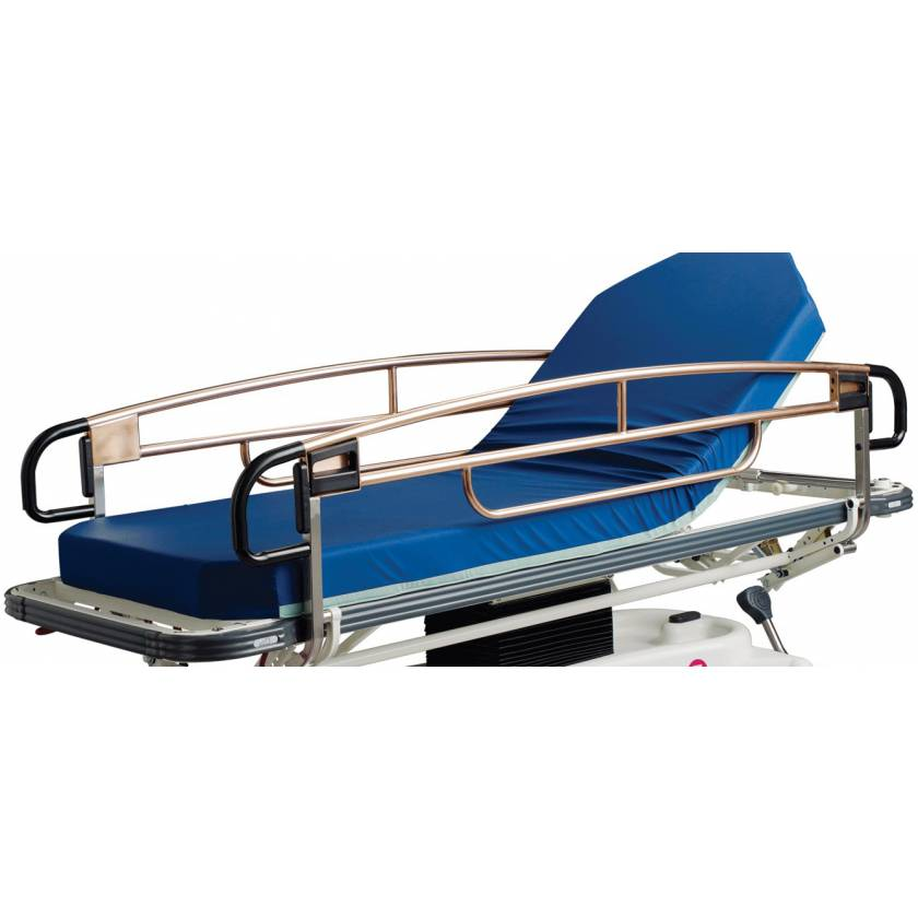 CuVerro Antimicrobial Copper Alloy Side Rail for Pedigo Stretcher Model 7500