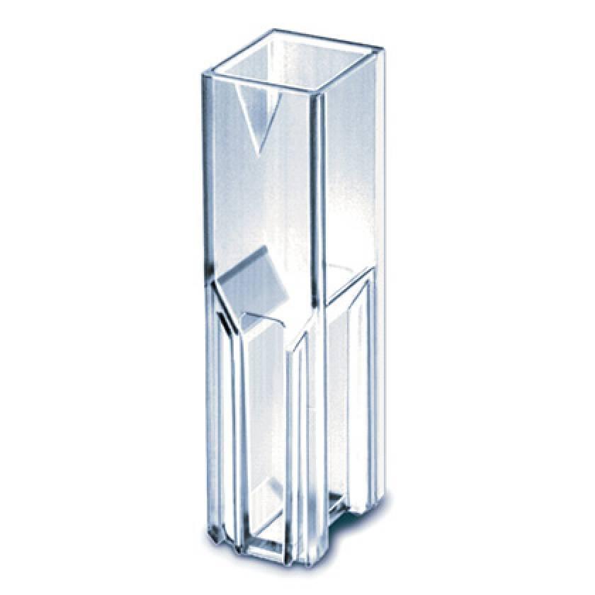 BrandTech BRAND UV-Transparent Spectrophotometry Cuvette - Semi-Micro
