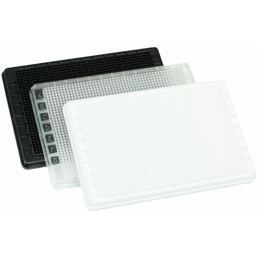 BRANDplates 1536-Well Plate pureGrade Non-Treated Non-Sterile Surface F-Bottom
