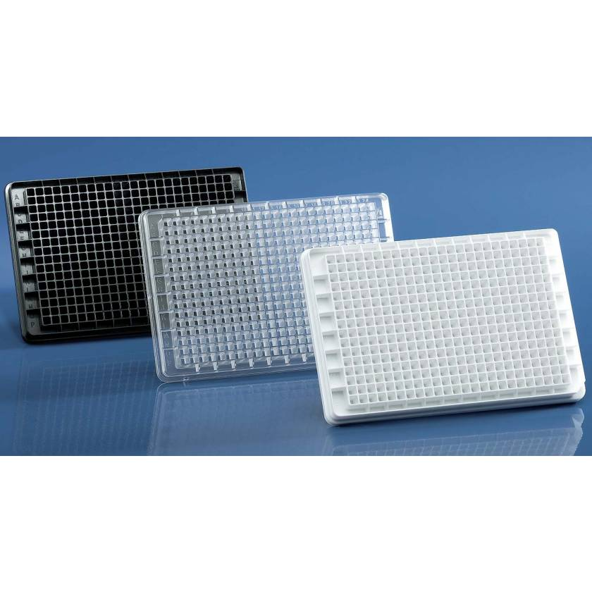 BRANDplates 96-Well Plate immunoGrade Polystyrene Non-Sterile Treated Surface