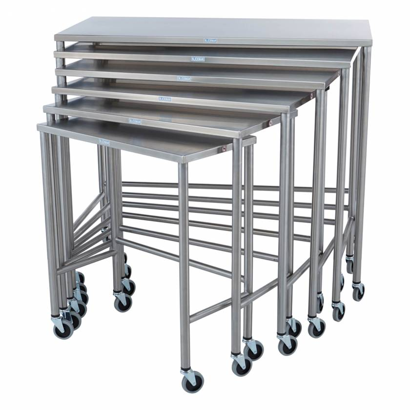 Blickman Nested Instrument Tables