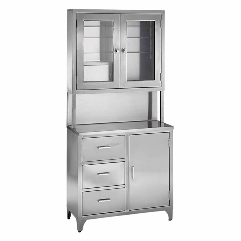 """Blickman Model 7956SS Free Standing Cabinet (Kennedy) - 36"""" Width"""