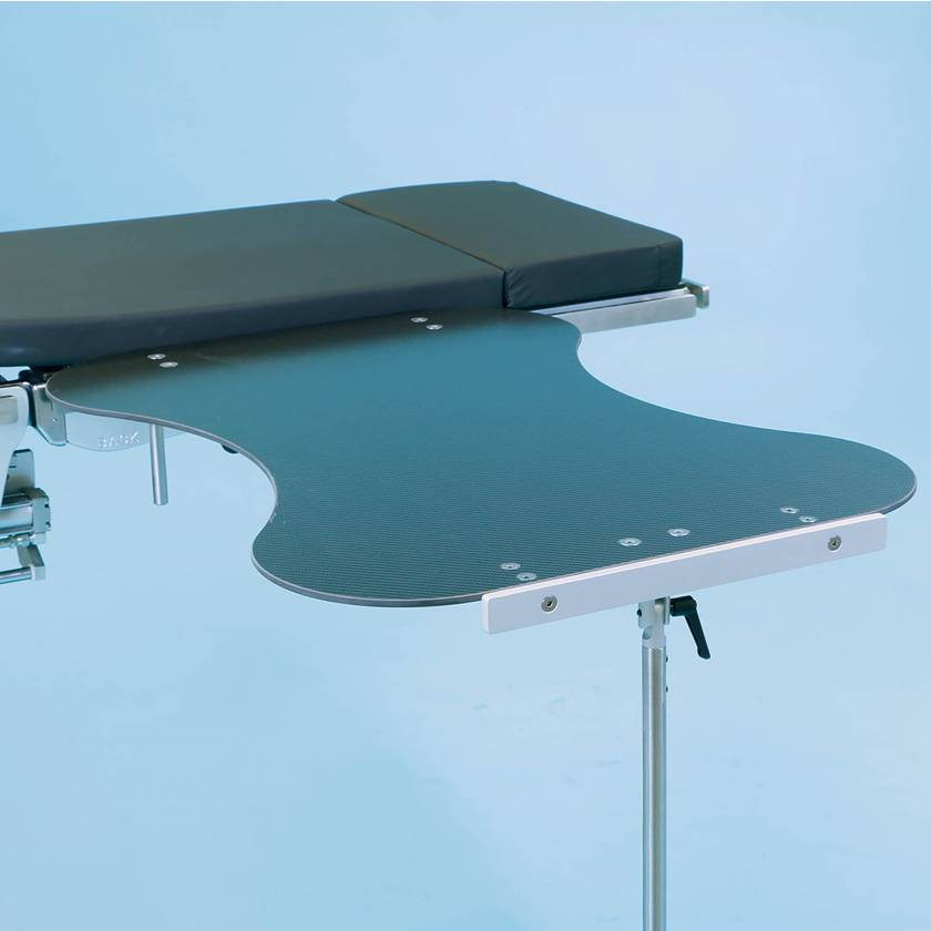 SchureMed 800-0031 Hourglass Carbon Fiber Major Procedure Table