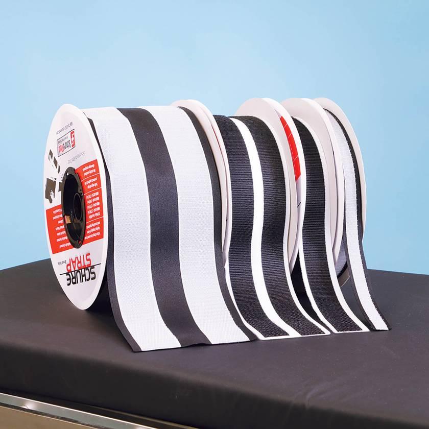 Schure Strap Brand Rolls