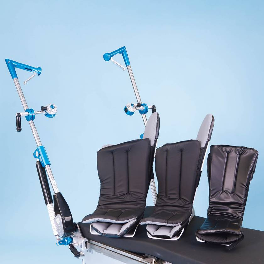SchureMed 800-0364 Great White HD 1000 Stirrup Boot System