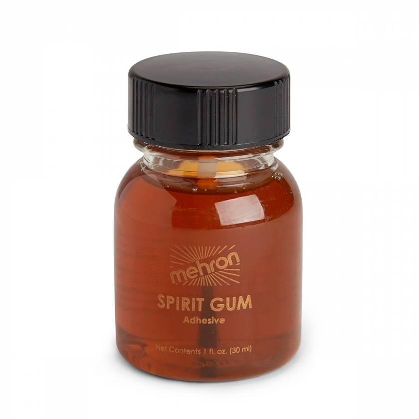 Life/form Moulage Spirit Gum with Brush - 1 oz.