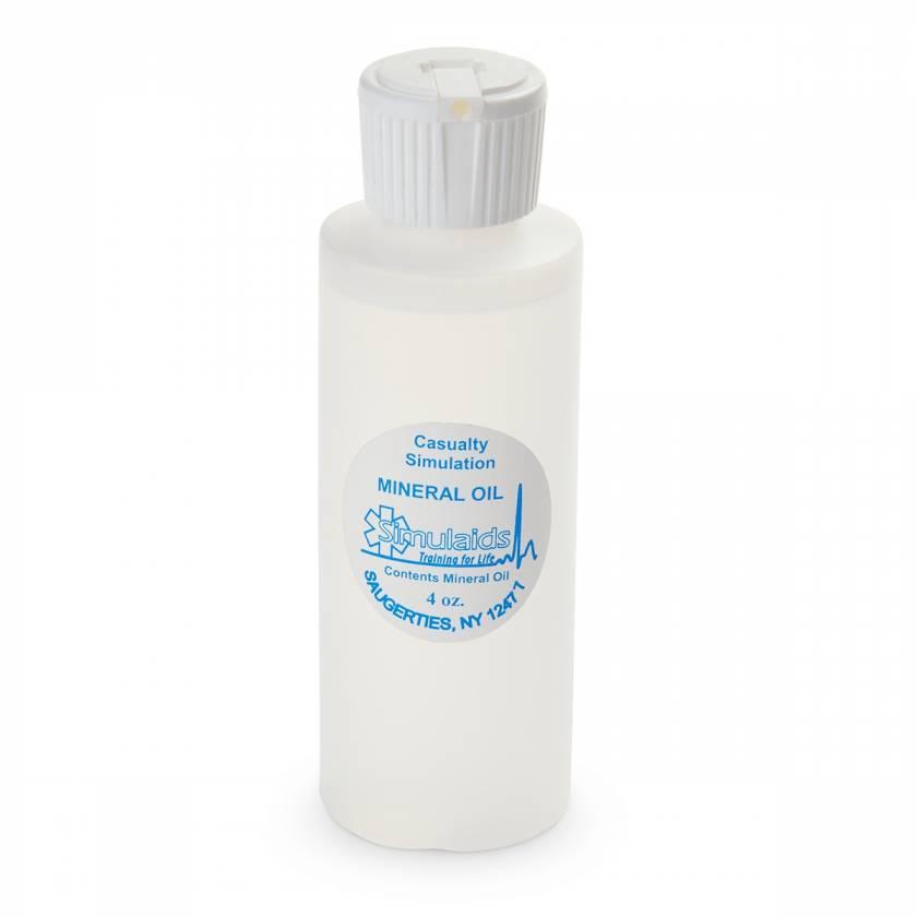 Life/form Moulage Mineral Oil - 4 oz.