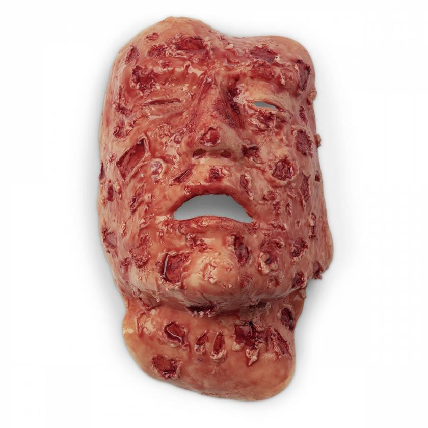 Life/form Moulage Wound - Face Burn Simulator