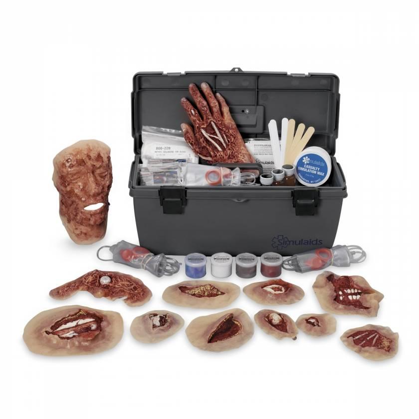 Xtreme Trauma Moulage Wound Kit