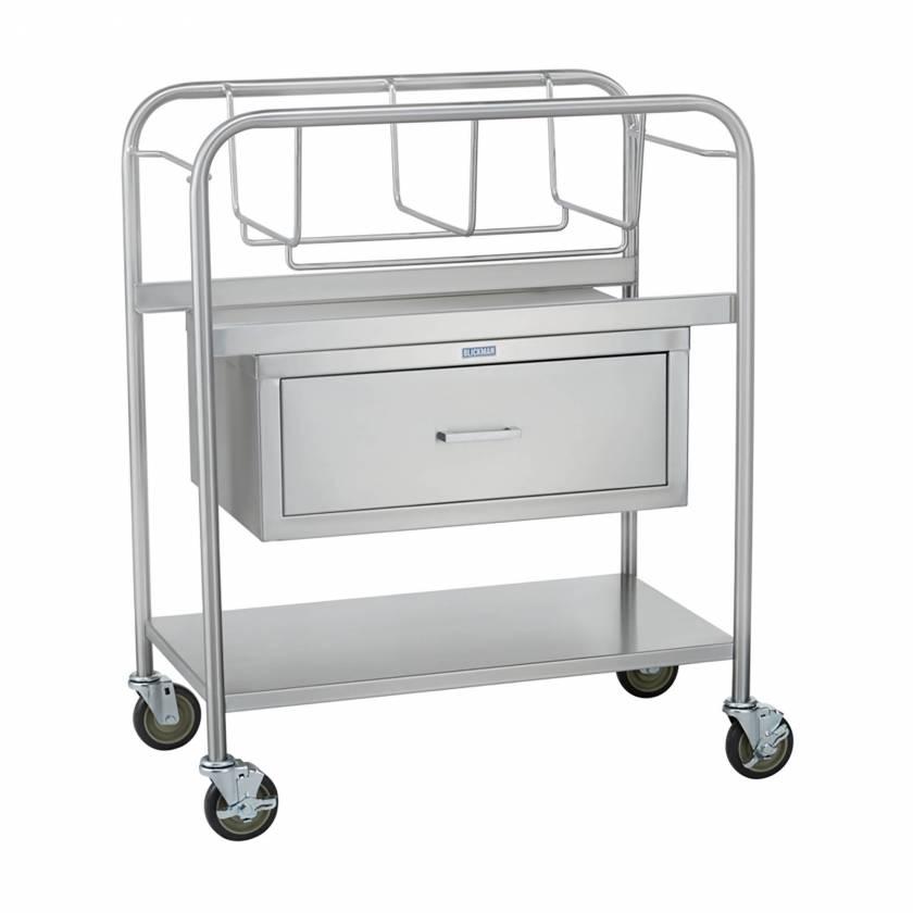 Blickman 8047SS Bassinet with Drawer & Shelf