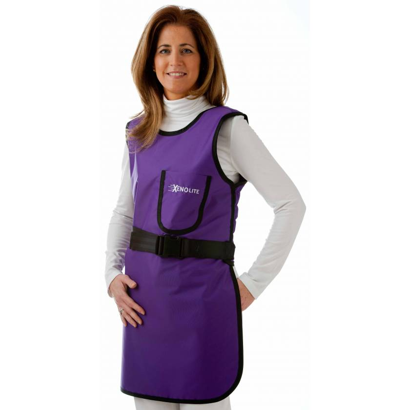 Xenolite NonLead Elastic Back Buckle Apron with Shoulder Strap