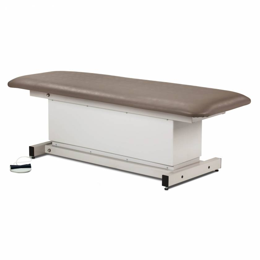 Clinton Model 81100 Shrouded Power Table with One-Piece Top