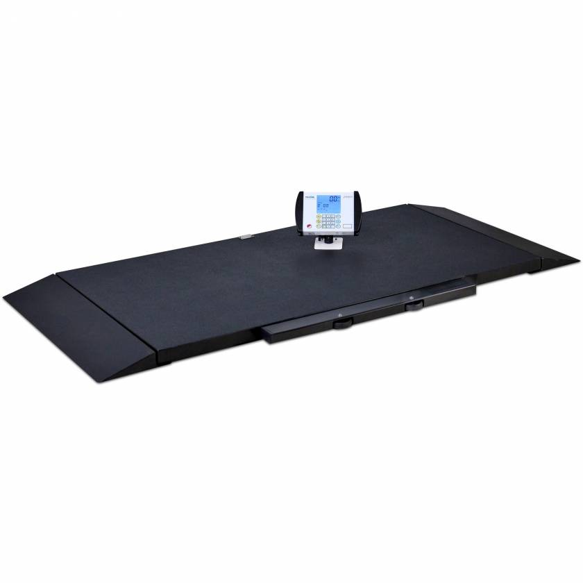 Detecto 8500 Portable Digital Stretcher Scale with Remote Indicator