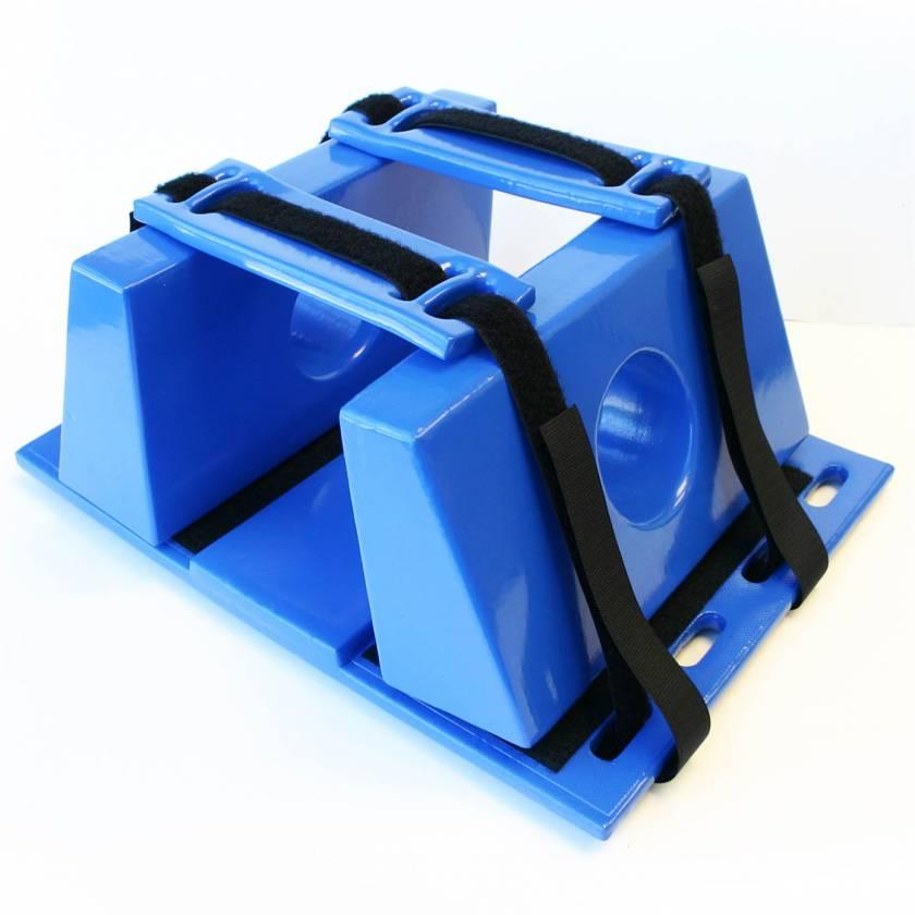 Morrison Medical Super Blue Head Immobilizers