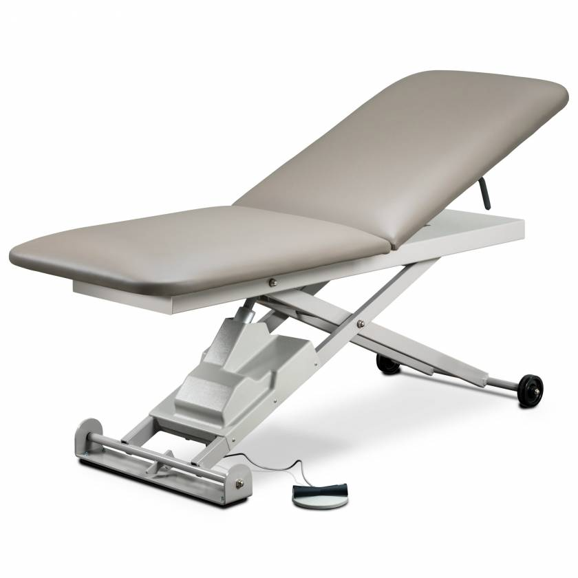 Clinton Model 86200 E-Series Power Table with Adjustable Backrest