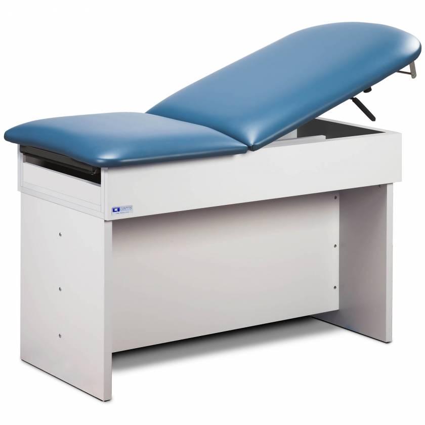 Clinton 8850 H-Brace Space Saver Treatment Table