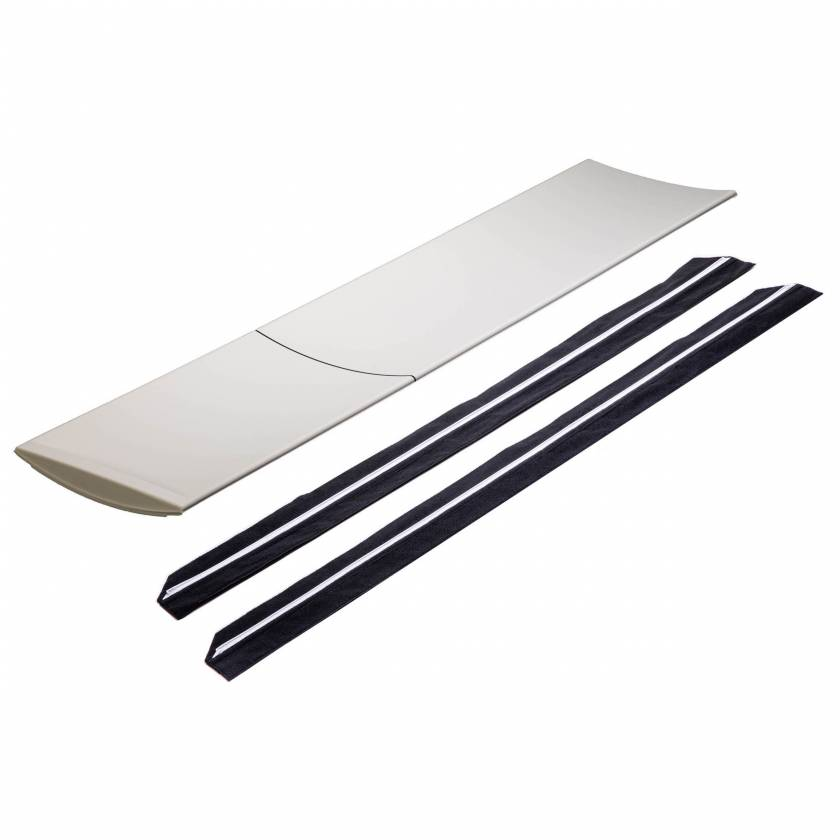 9107 Long Table Pad and 9079 Detachable Slide Rail with Extender